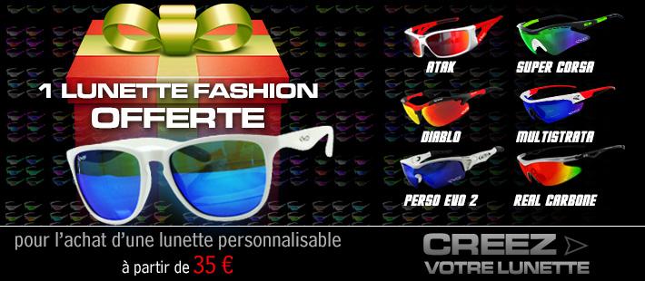 8b5be8d3a58b06 FINI  1 paire de lunette achetée, 1 offerte - Geek   Sport