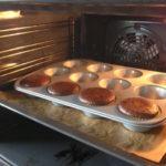 Durant la cuisson