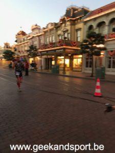 runDisney HalfMarathon de Disneyland Paris
