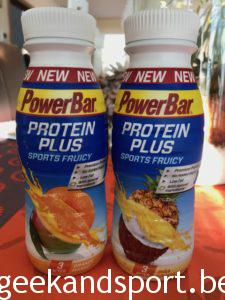 Powerbar Protein Plus Sports Fruicy