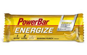 Barre Energize C2MAX Banane