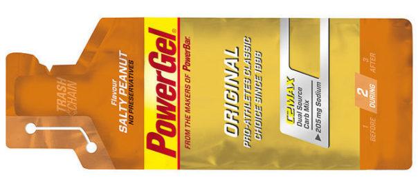 Powerbar PowerGel Original goût Cacahuètes
