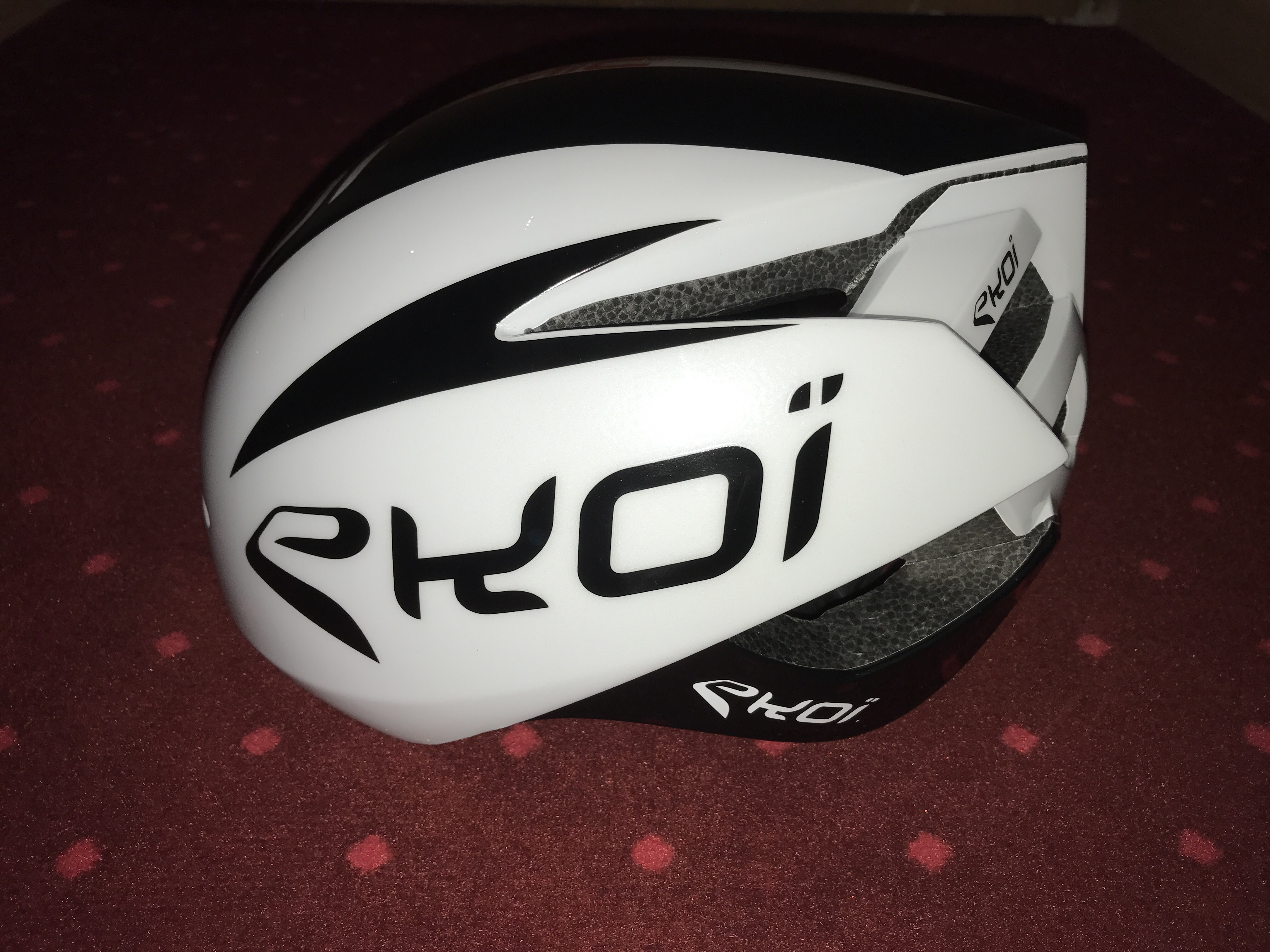 Casque Aerodynamic