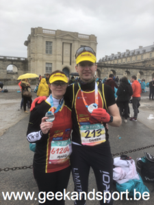 Semi marathon de Paris 2018
