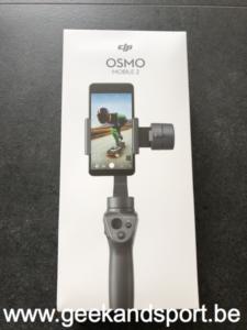 stabilisateur Osmo Mobile 2