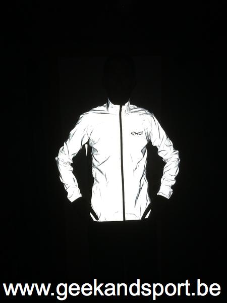 veste coupe-vent Reflective