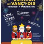 Corrida des Vançrois 2019