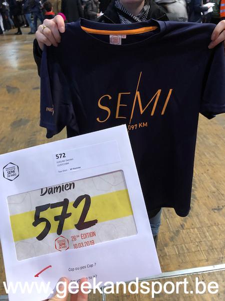 Salon du Semi Marathon de Paris 2019