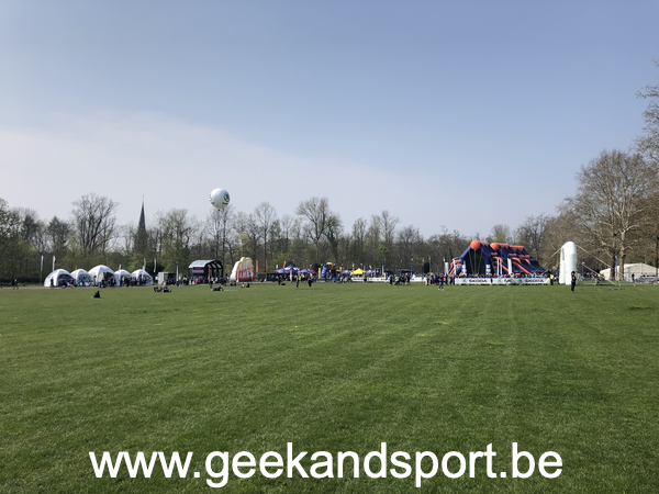 Air Games de Bruxelles 2019