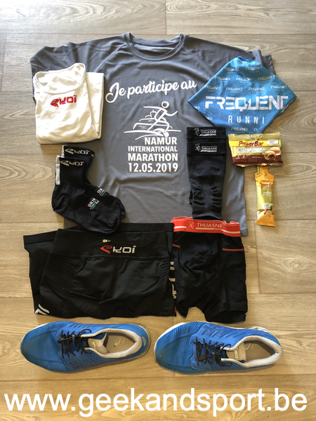 semi-marathon de Namur