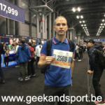 TCS New York City Marathon Expo 2019