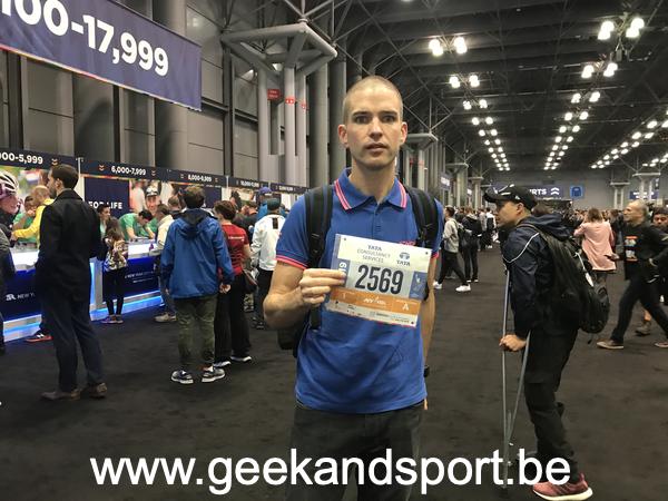 TCS New York City Marathon Expo 2019
