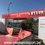Marathon de Lausanne 2016