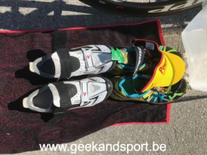 Triathlon Sprint Du Batifer Saint-Hubert 2017