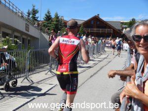 Triathlon de l'Alpe D'Huez 2017