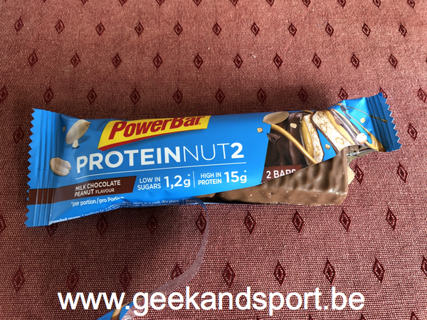 PowerBar Protein Nut 2