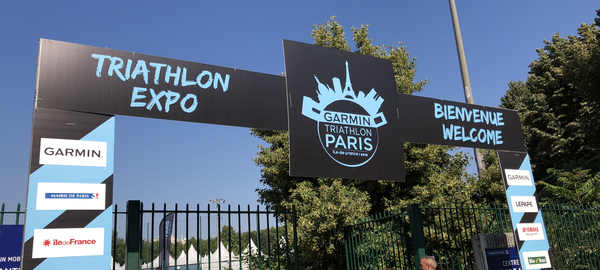 Triathlon de Paris 2017