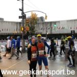 Préparatif du marathon de New-York 2019