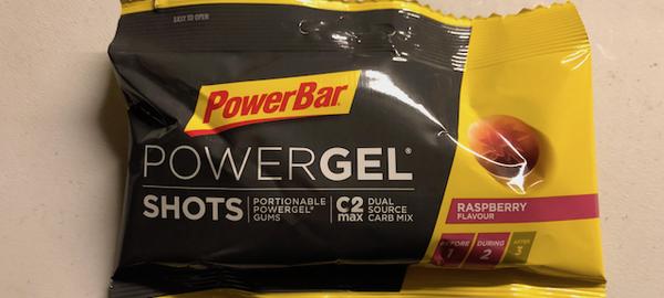Powergel Shots Framboise