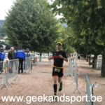 Triathlon DO de Gérardmer 2019