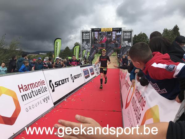 Triathlon DO de Gérardmer 2019