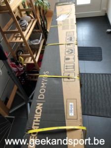 Déballage du Domyos T900C