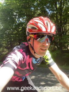 Maillot Vélo Pro Ekoi Arts