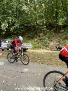 Triathlon Sprint de Saint-Léger 2021
